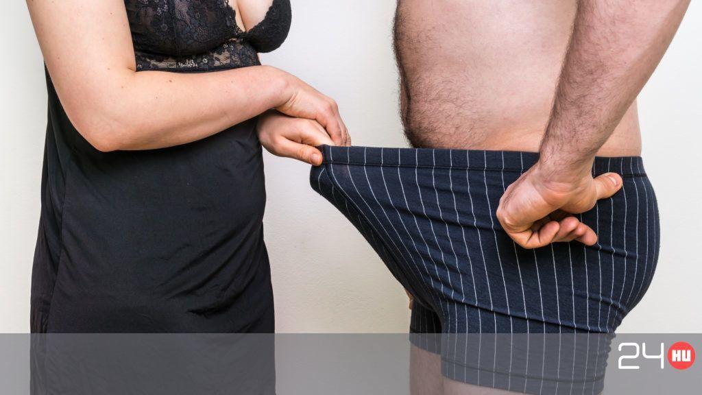 a pénisz vastagságának átlagos mérete