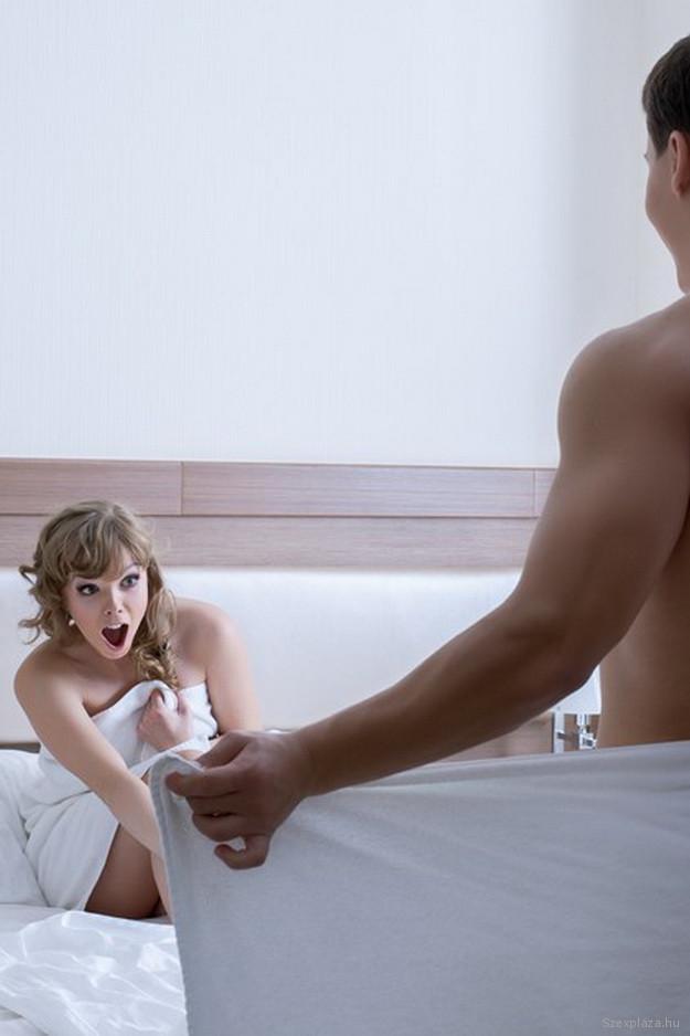 hogyan kerülhet erekcióba egy nő