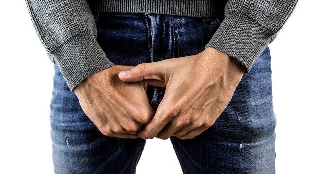 merevedés után a pénisz leesik