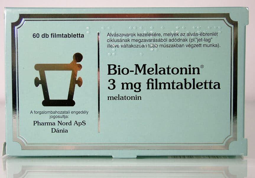 melatonin és merevedés tea az erekció javítására