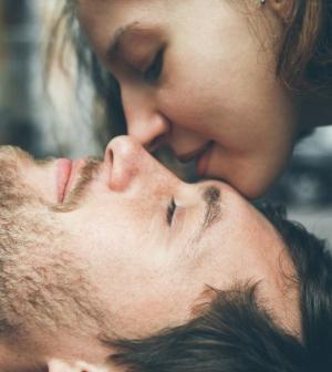 amikor egy srácnak erekciót csókol