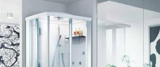 Zuhanyzó a fürdőszobában zuhany nélkül: a dekoráció részletei - Falak September