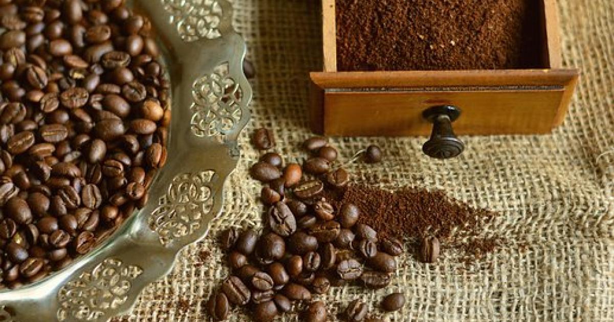 kávé felállítása