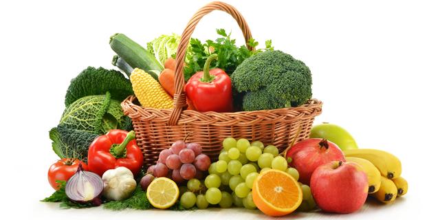 Április szezonális gyümölcsei, zöldségei