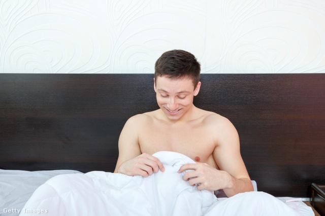 reggeli erekció egyáltalán nincs