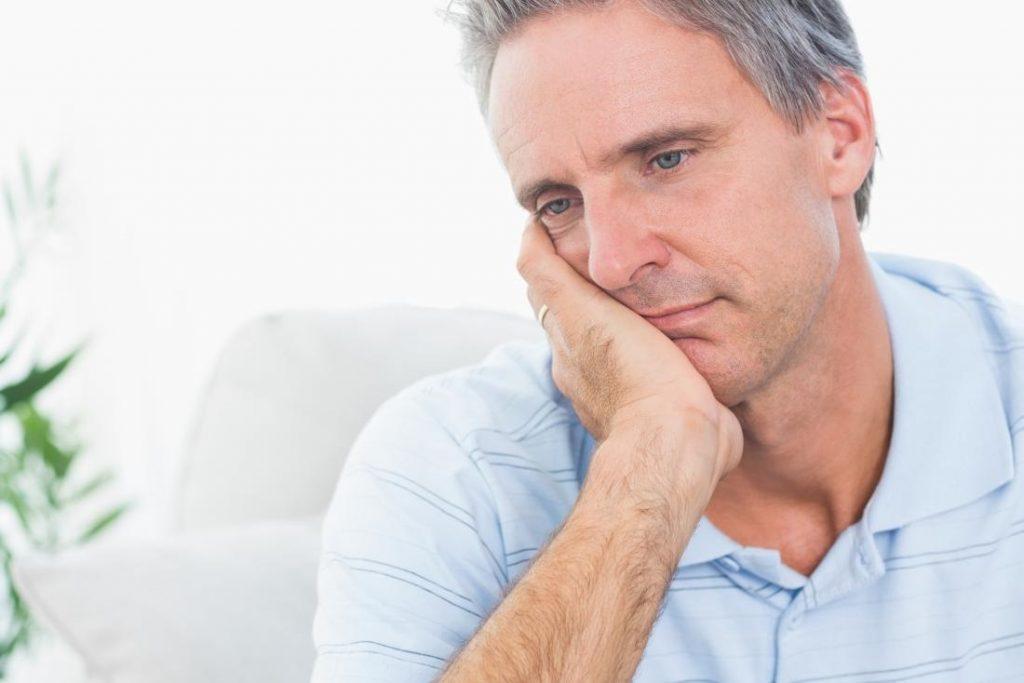 elveszett erekció a prosztatagyulladás után