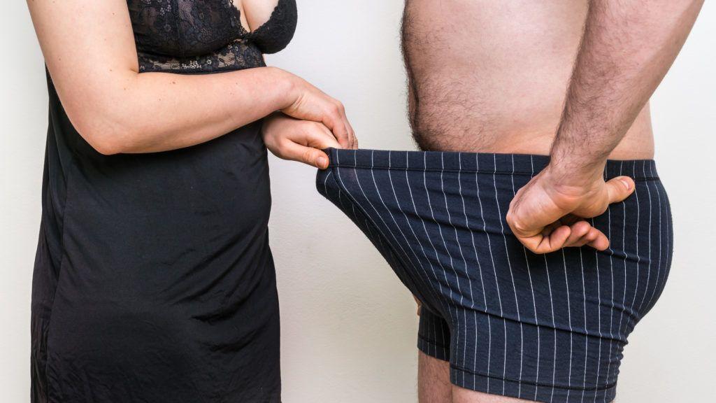 a testépítők kis péniszekkel rendelkeznek cum hiányos merevedés esetén